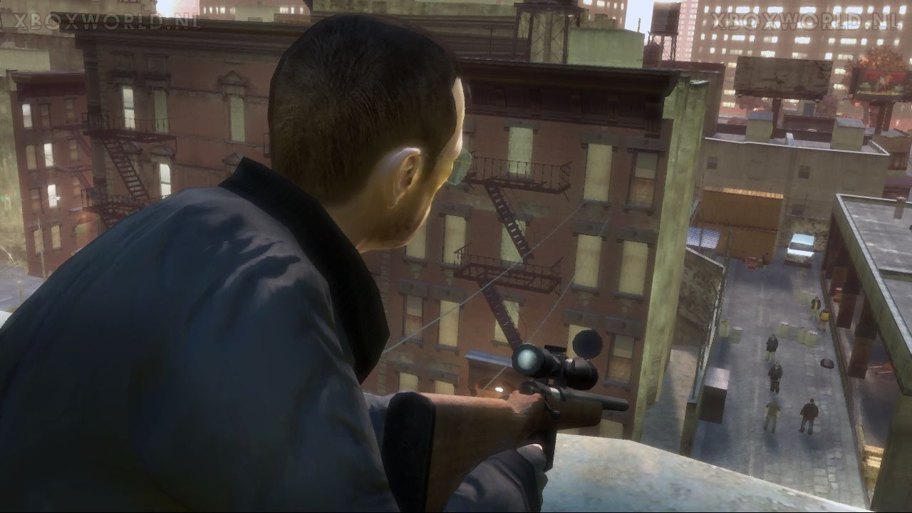 GTA IV PC Game - Razor 1911