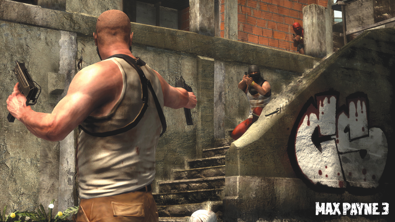 First Digital Max Payne 3 Screens Rockstarwatch