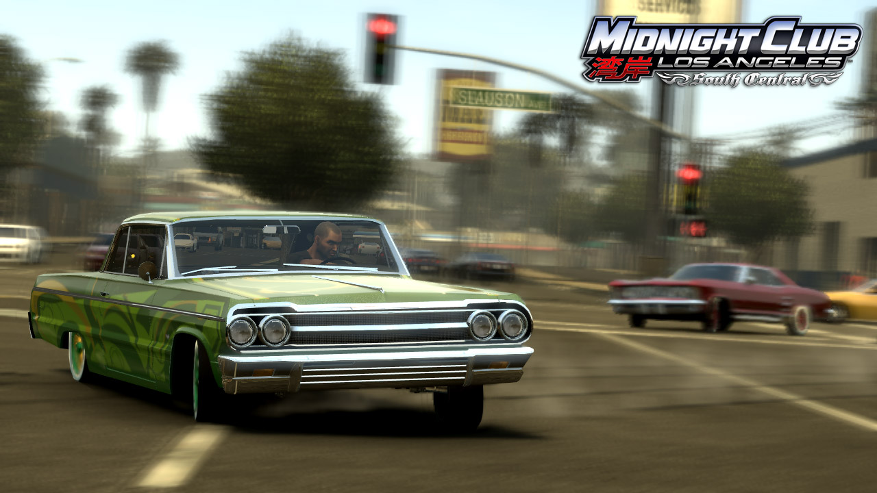 midnight club la south central soundtrack new screens rockstarwatch. Black Bedroom Furniture Sets. Home Design Ideas