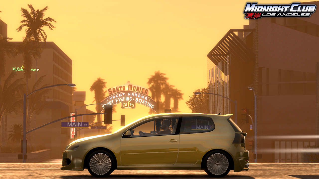 Midnight Club: LA Santa Monica Section Launched | RockstarWatch