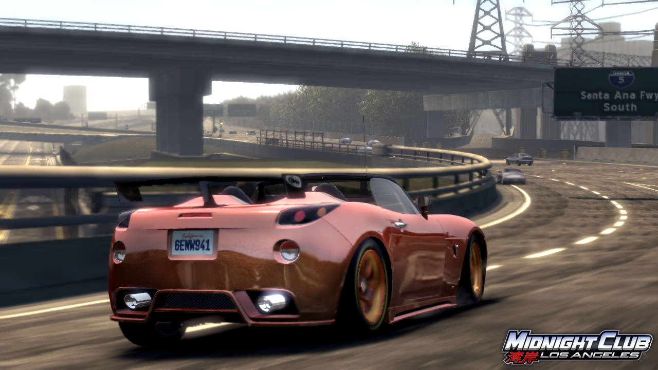 Cars For Sale Los Angeles >> Midnight Club: LA Santa Monica Section Launched | RockstarWatch