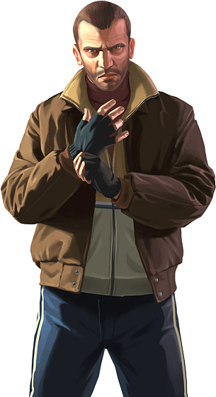 gta 4 niko. to Grand Theft Auto IV »