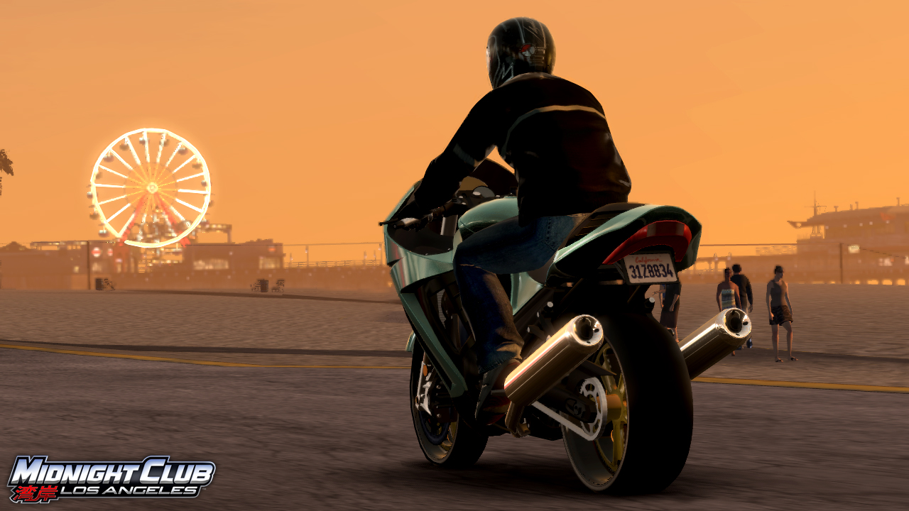 Midnight Club LA Santa Monica Section Launched RockstarWatch - Midnight club los angeles map expansion