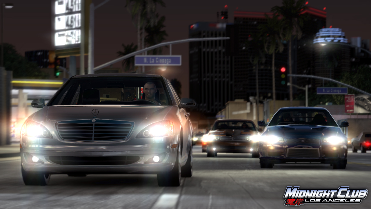 Midnight club la beverly hills section online rockstarwatch for Los angeles mercedes benz