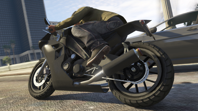 Bikes In Gta 5 With Flames to store custom vehicles